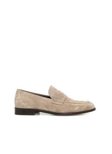 George Hogg Erkek Loafer Ayakkabı 7004759 Vizon